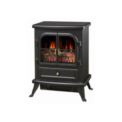 goldair electric fireplace heater
