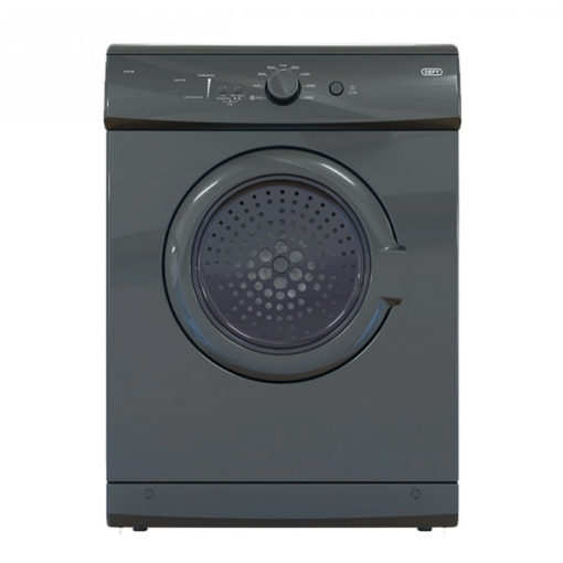 Defy 5KG Tumble Dryer, Manhattan Grey
