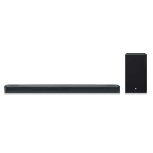 LG SL8Y 3.1.2ch Dolby Atmos Sound Bar with Meridian Audio