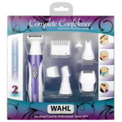 Wahl Complete Confidence Ladies 10 Piece Head-To-Toe Grooming Kit